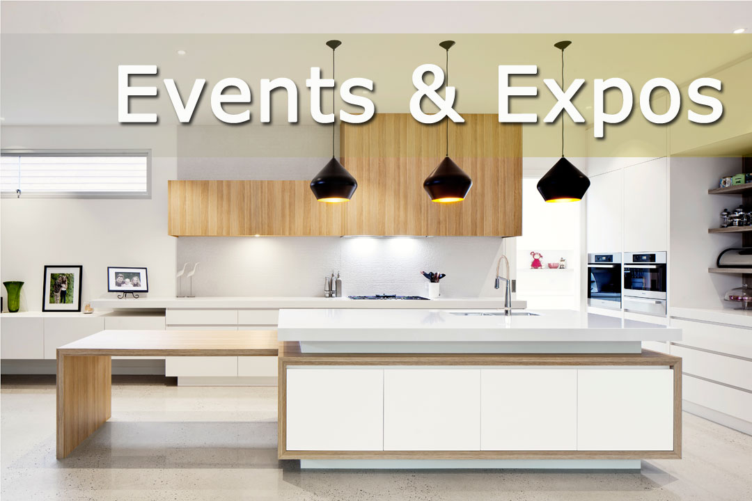 Kitchen and Bathroom Events