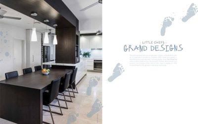Little Chefs – Grand Designs